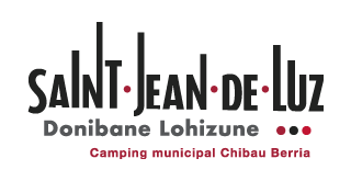 Logo camping Chibau Berria Saint-Jean-de-Luz