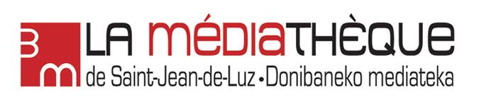 Logo Médiathèque Saint-Jean-de-Luz