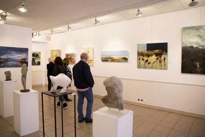 Exposition Villa Ducontenia Saint Jean De Luz