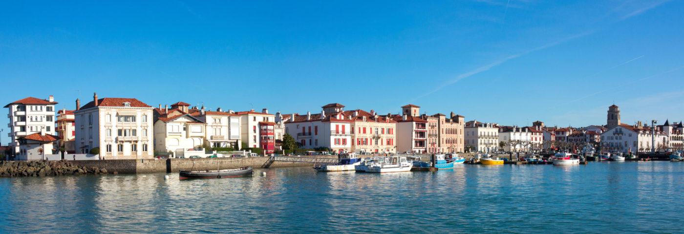 Bandeau Port St Jean De Luz