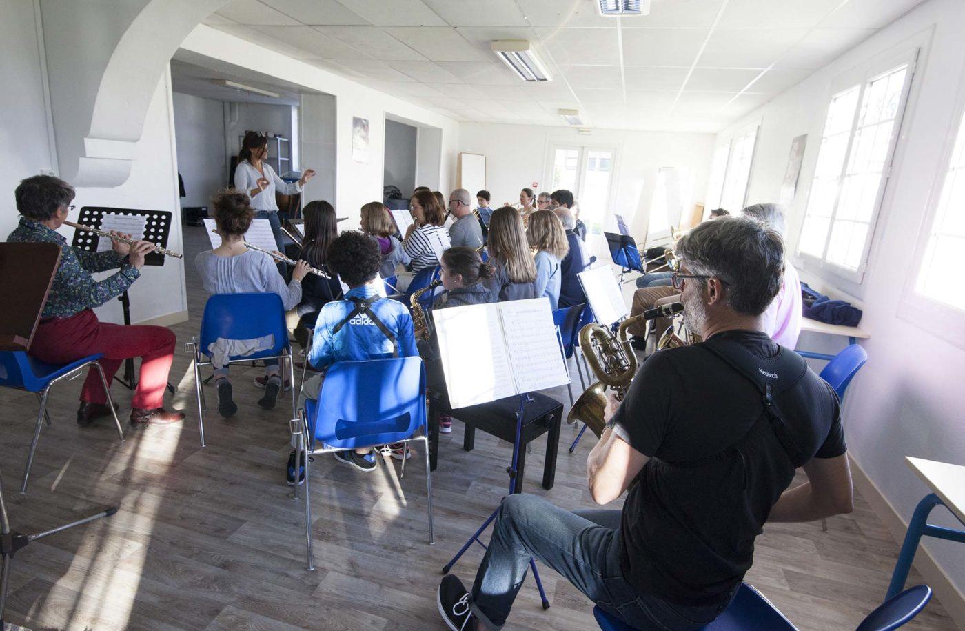 Ecole Musique Saint Jean De Luz