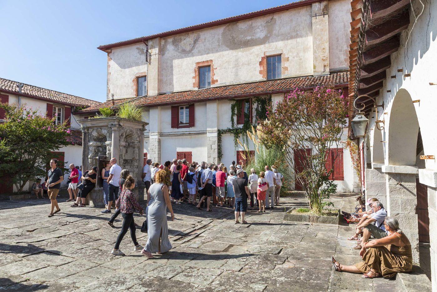 Visite Grand Public Aux Recollets Saint Jean De Luz