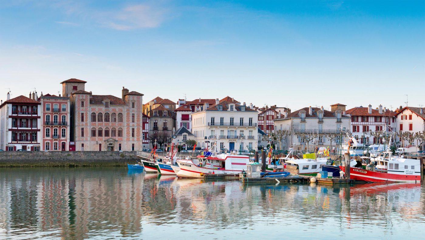 Port et Maison de l'Infante St Jean De Luz