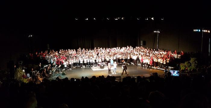 Concert Des écoles 2018