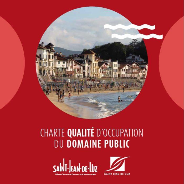 Couv Charte Occupation Domaine Public