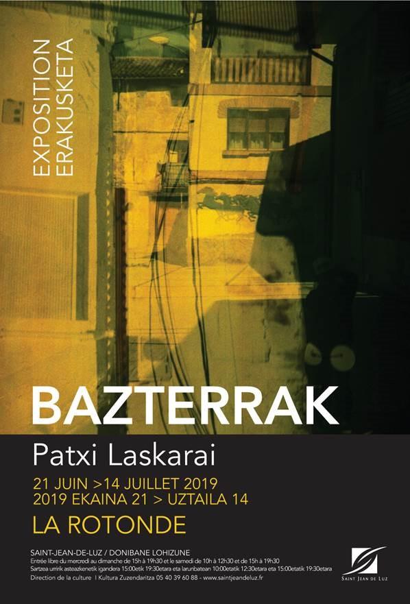 Affiche Bazterrak