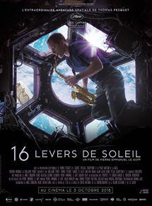 16 Lever De Soleil Thomas Pesquet
