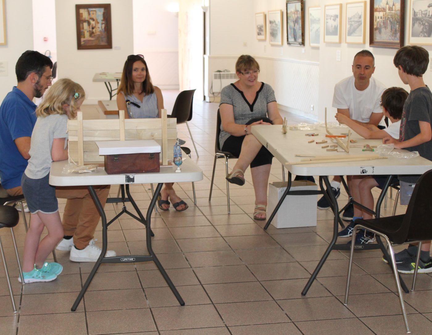 Atelier Oh Mon Bateau Pays Art Et Histoire (30)