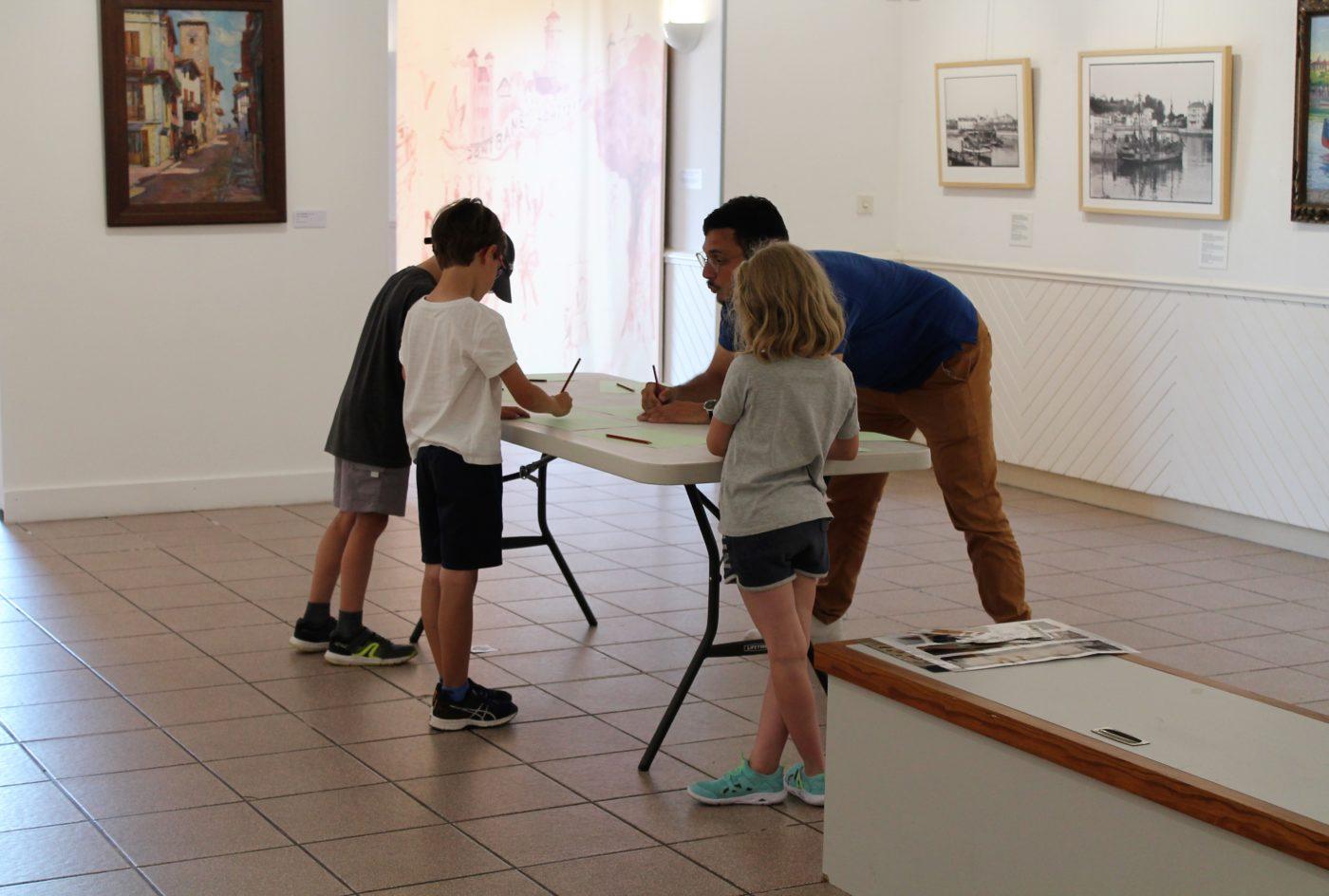 Atelier Oh Mon Bateau Pays Art Et Histoire (5)