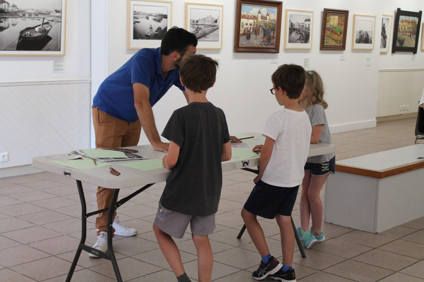 Atelier Oh Mon Bateau Pays Art Et Histoire (9)