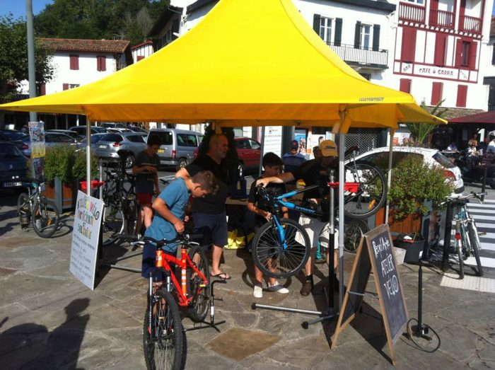 Atelier Vélo Recycl Arte