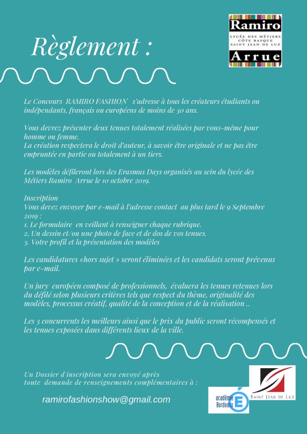 Concours Jeunes Createurs Verso