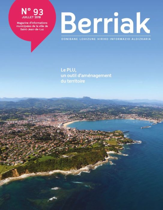 Couverture Berriak 93