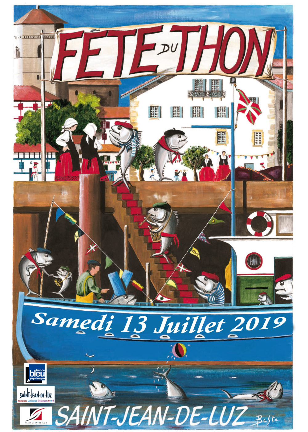 Flyer Fête Du Thon 2019