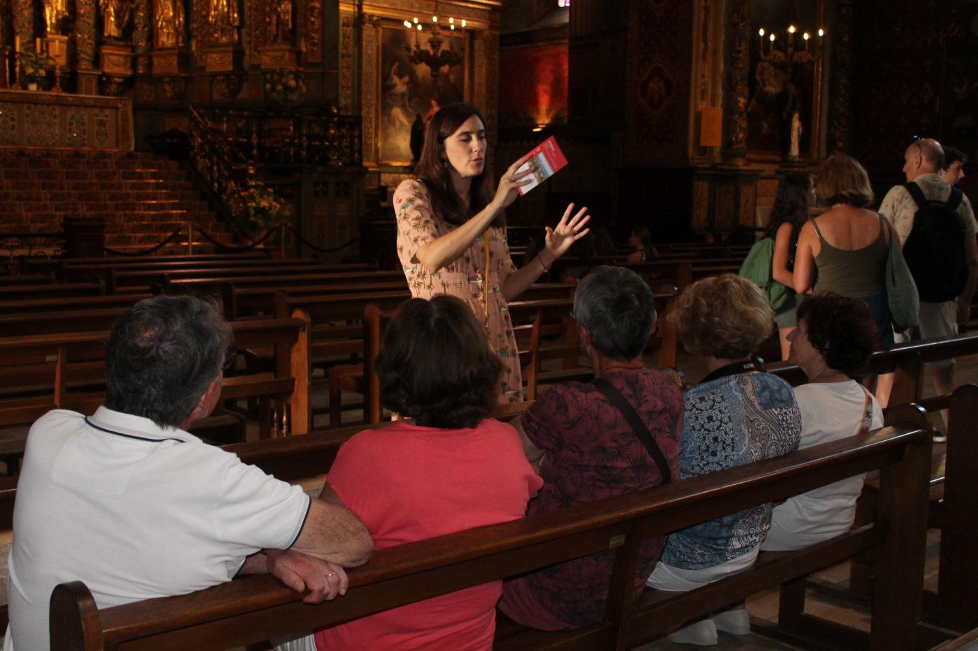 Visite Eglise Saint Jean Baptiste Pah Juillet 2019 (21)