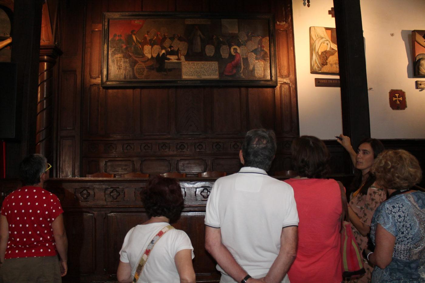 Visite Eglise Saint Jean Baptiste Pah Juillet 2019 (55)