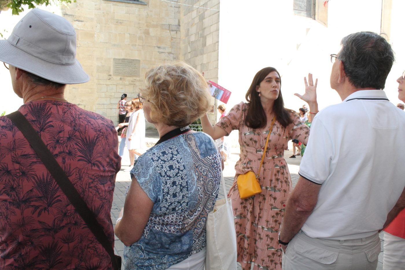Visite Eglise Saint Jean Baptiste Pah Juillet 2019 (9)