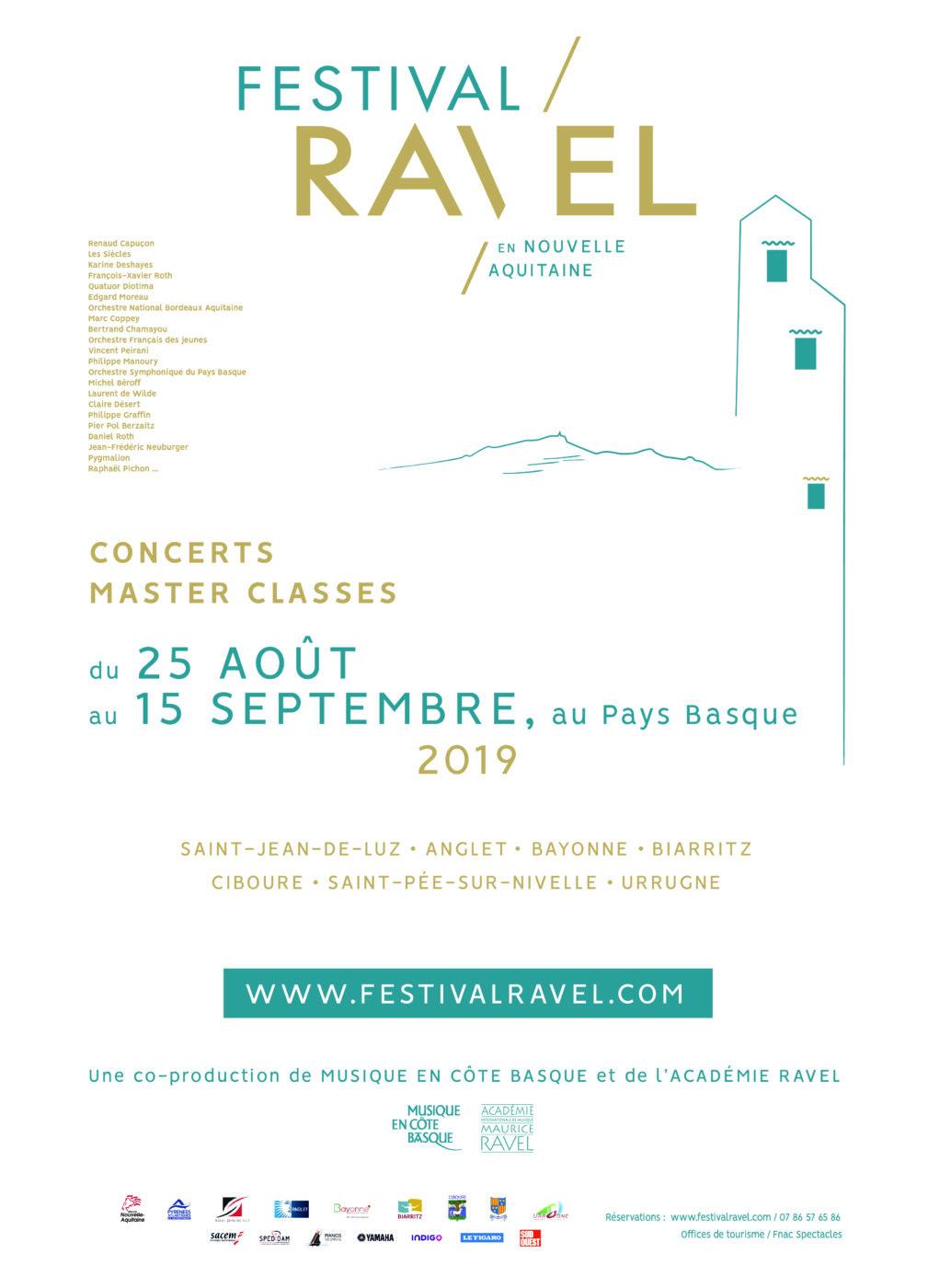Festival Ravel 2019