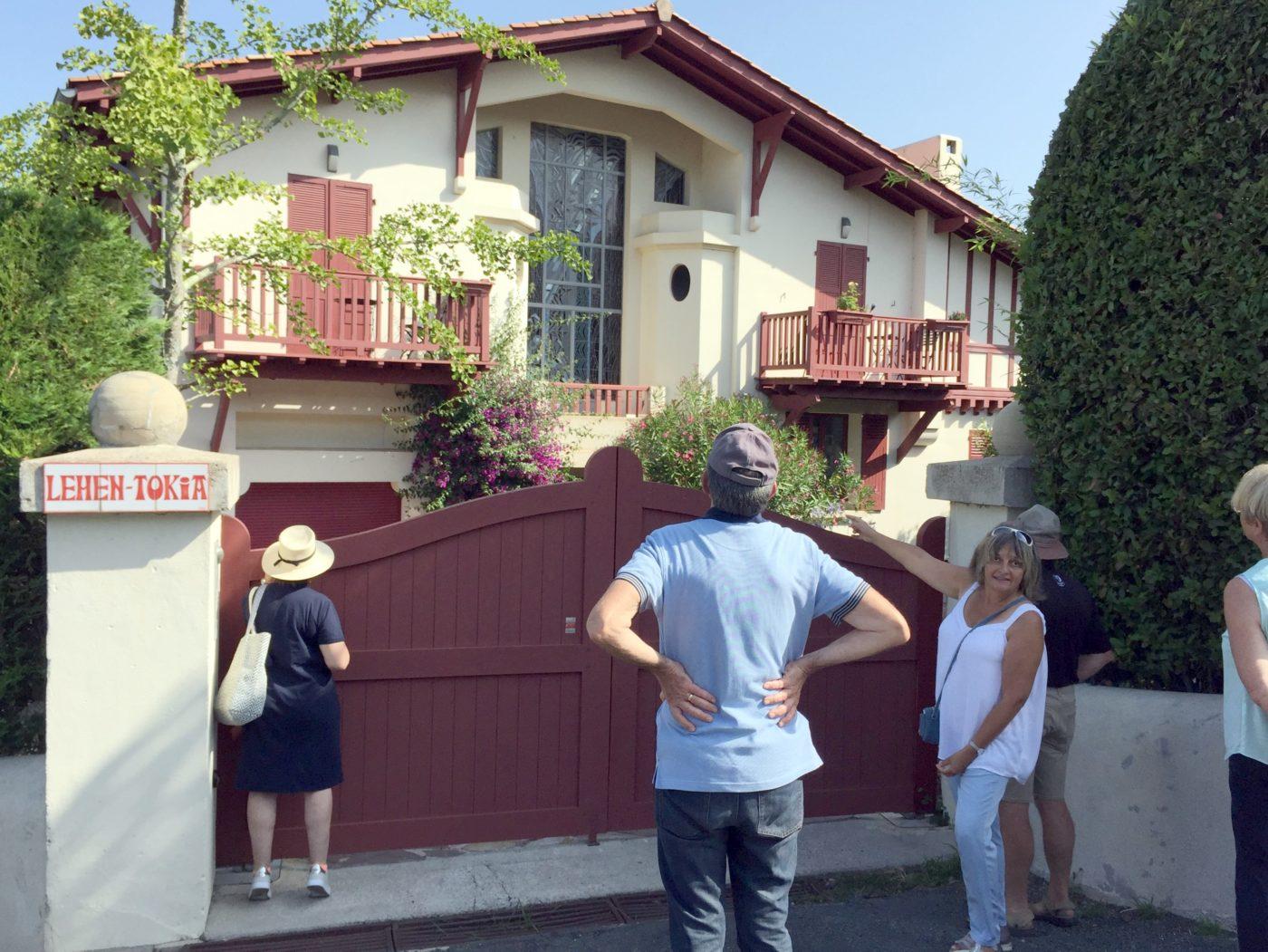 Visite Bordagain Pays Art Et Histoire (1)