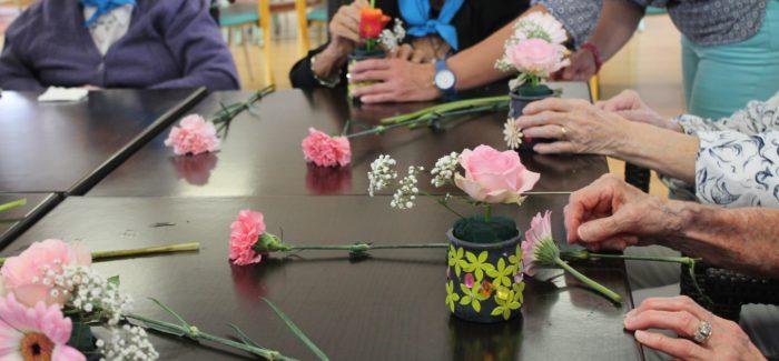 2017 10 5 Semaine Bleue Atelier Art Floral10