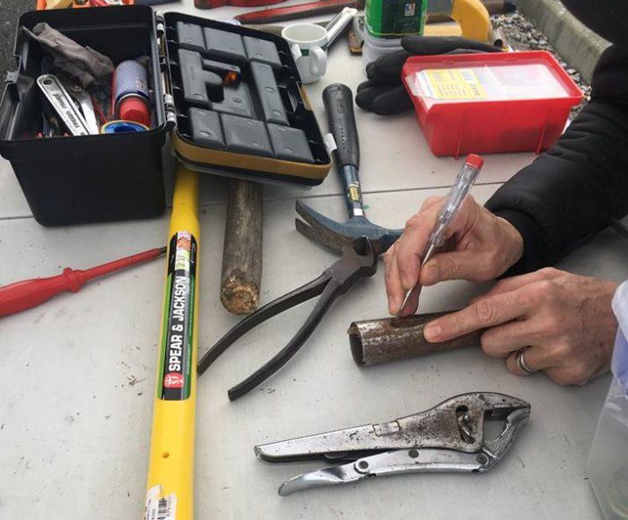 Atelier Réparation Outils De Jardin Semaine Europeenne Reduction Des Dechets