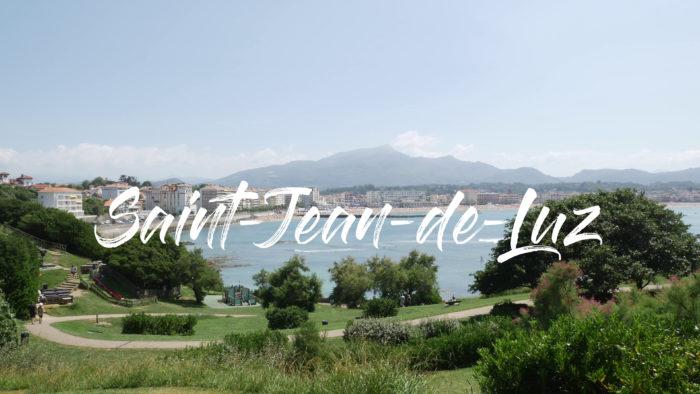 Balade à Saint Jean De Luz Baptiste Prevost
