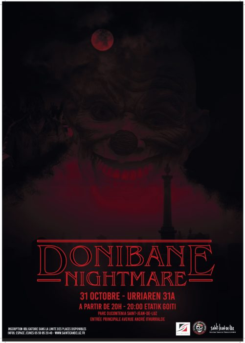 Donibane Nightmare Octobre 2019