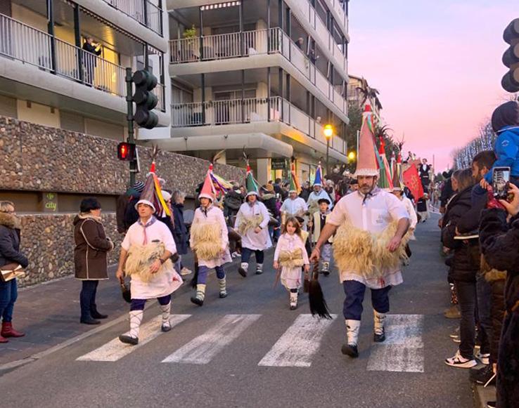 2019 12 29 Parade Olentzero