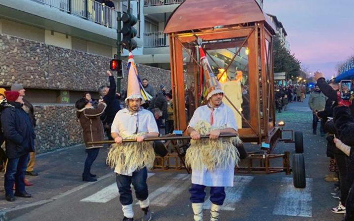 2019 12 29 Parade Olentzero1