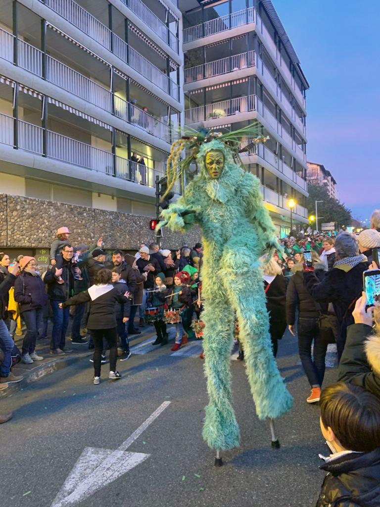 2019 12 29 Parade Olentzero3