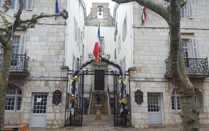 20191223 Hôtel De Ville