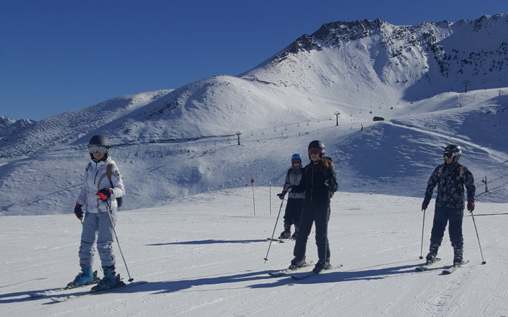 20190222 Séjour Ski