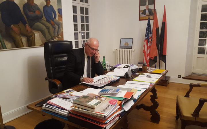 2020 03 15 élections Municipales Jean François Irigoyen