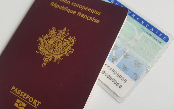 Carte Identité Passeport