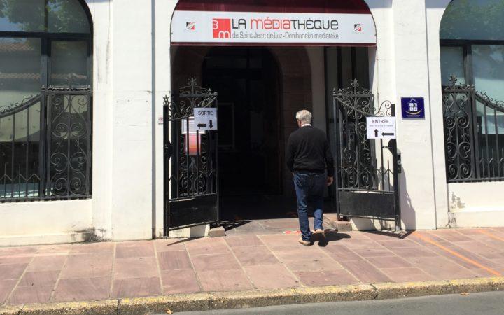 2020 05 26 Mediatheque Saint Jean De Luz (5)