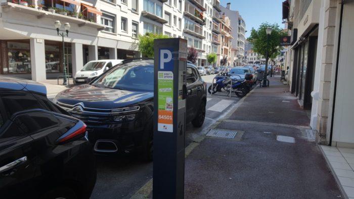 Stationnement Payant