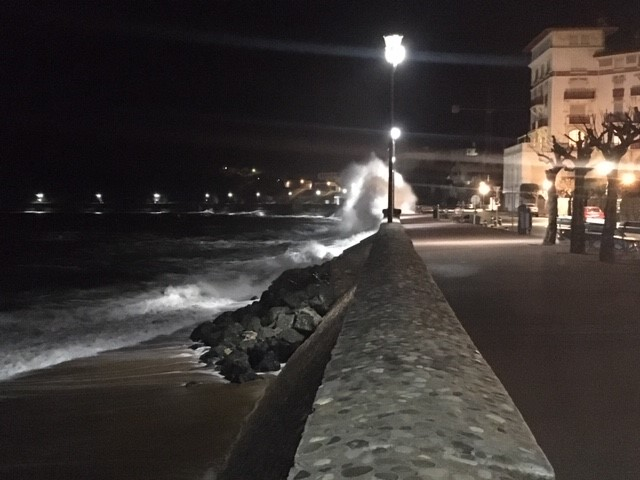 2020 01 14 Baie Nuit Vagues