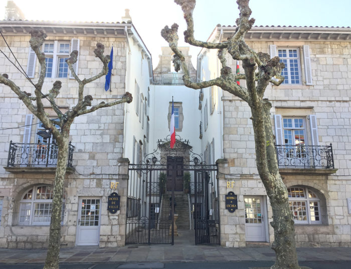 2020 10 30 Entree Mairie