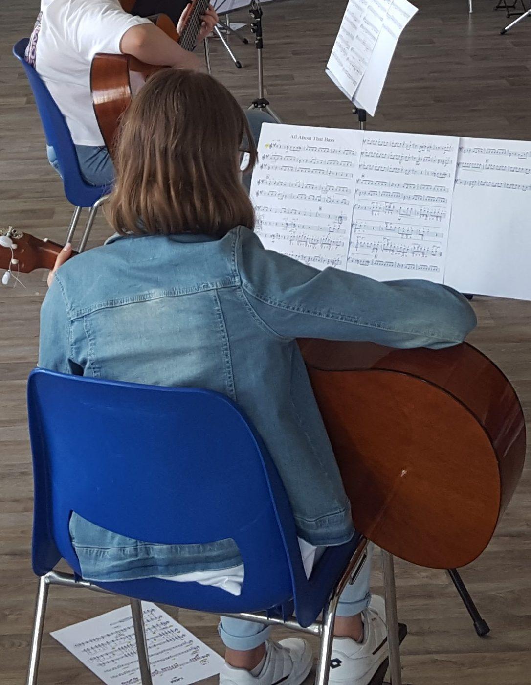 20210615 Répétition école Musique2