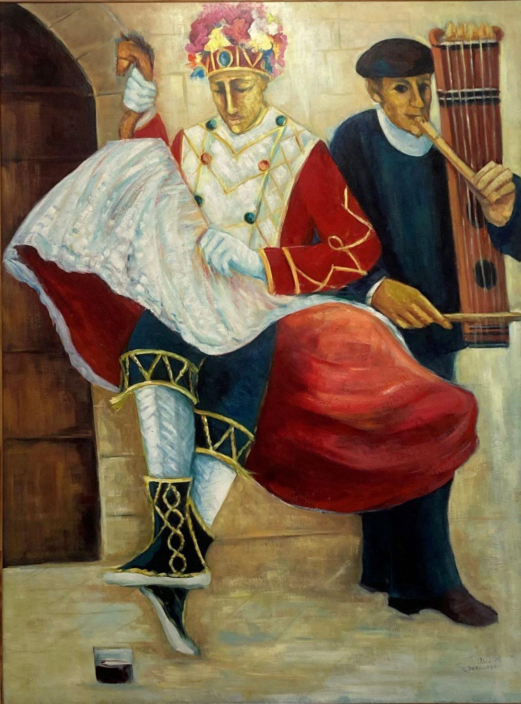 Danseur Basque