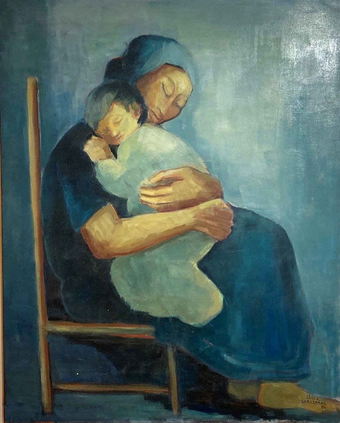 Photo Femme Et Son Enfant