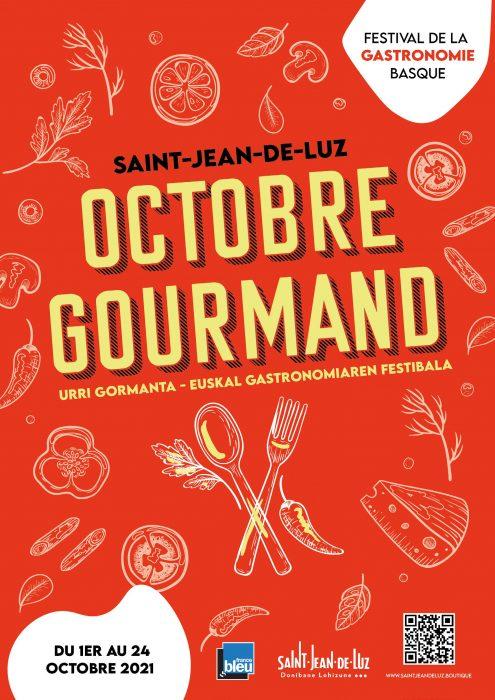 2021 Octobre Gourmand